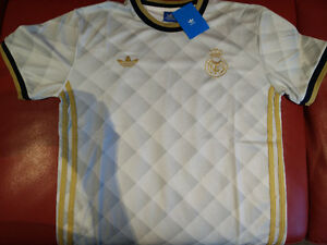 Real Madrid 2016-2017 Adidas Originals training jersey