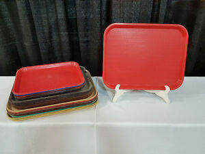 Plastic Cafeteria Trays (Various sizes)