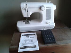 HomeStyles Portable Sewing Machine