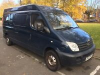 Ldv maxus 2.5 diesel + mot + drives perfect