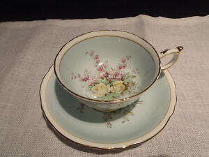 Antique Bone China Teacups and Saucers Kitchener / Waterloo Kitchener Area image 6