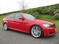 2008 BMW 320D M-SPORT **MELBOURNE RED**