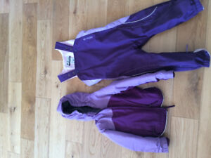 Girls fall/spring jackets and snow suits