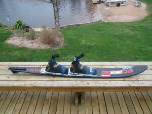 Goode 9434 67in Slalom Ski/Large O'Brien Forces!! REDUCED!!