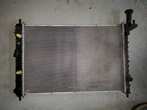 Radiator for 2009 - 2012 Traverse Acadia Outlook Enclave