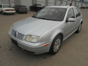 2003 Volkswagen Jetta Auto Good Condition Only 163000KMS