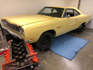 Mopar 451 or 470 stroker wanted 1969 dodge