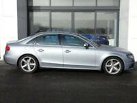 2010 Audi A4 2.0 TDI S Line Special Edition Saloon 4dr Diesel Manual (134