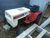 sear garden tractor for parts or repair
