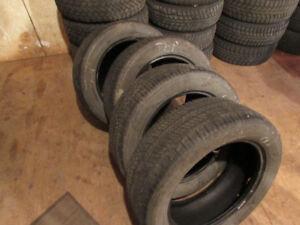 4 pneus 205 / 55R 16   (  3 saisons )
