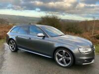 2015 (15) Audi S4 Avant Quattro 3.0 TFSi, Grey, 61000 miles