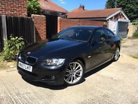 BMW 320i 2.0 M Sport 2008 Automatic, 100,000 Miles, FULL Service History, HPI Clear