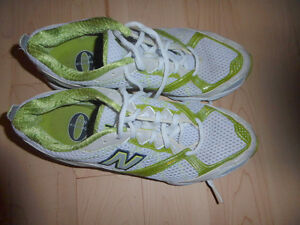 'New Balance' running shoes, women's 7.5, gently used Kitchener / Waterloo Kitchener Area image 1