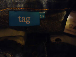 Boys Size 2/3 Stonewash Jeans by Tag Kingston Kingston Area image 5