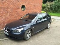 BMW 525d or swap with cash for BMW 535d/530i hatch back