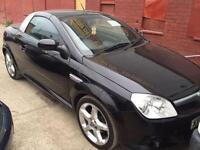 2006 Vauxhall Tigra 1.4i 16V Exclusiv 2dr 2 door Convertible