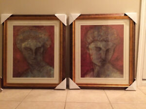 Like New !!! Two Beautiful Paint Pictures