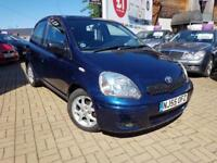 Toyota Yaris 1.3 VVT-i Colour Collection 5 DOOR, FRESH MOT