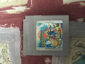 Super Mario land 2 for Nintendo game boy