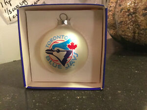 New MLB Christmas Ornaments