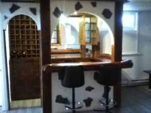 à St-Félix de Valois logement à louer