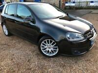 2007 '57' VW Golf GT SPORT TDi 140. Diesel. Manual. 5 Door Hatch. Px Swap.