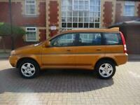 2001 Honda HR-V i SUV Petrol Manual