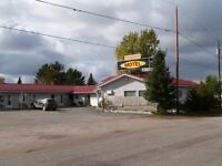 MOTEL AND RESTAURANT - GREAT INVESTMENT
