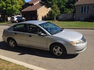 Saturn ION Berline, 2005
