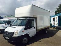 2012 62 Ford Transit 2.2TDCi (125PS) EU5 RWD Tail Lift - Diesel Van