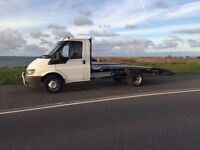 2005 Transit recovery truck lorry years psv