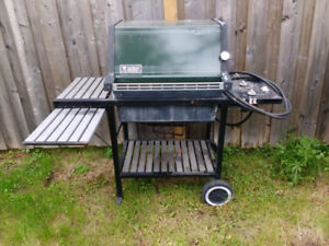 Weber Natural Gas Barbeque