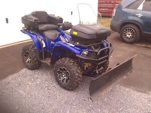 2009 Yamaha 550 grizzly  for sale