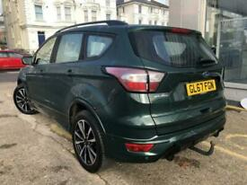 2018 Ford Kuga 1.5 TDCi ST-Line 5dr Auto 2WD HATCHBACK Diesel Automatic