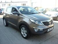 2011 Kia Sportage 1.7CRDi ( 2WD ) 2 Finance Available