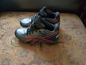 Size 10.5 Football Shoes in Excellent condition $40.00 O.B.O