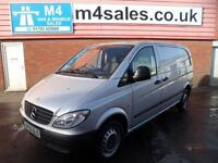 Mercedes Vito 111 CDI COMPACT SWB WITH A/C NO VAT