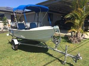 ***FAST...SUZUKI 15HP***3.4M TINNY Rochedale South Brisbane South East Preview
