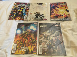Comic books - Years of future past - marvel full run