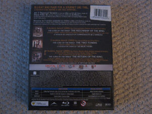 The Lord Of The Rings The Motion Picture Trilogy Blu-ray Disc Strathcona County Edmonton Area image 2