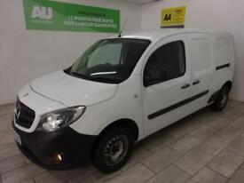 WHITE MERCEDES-BENZ CITAN 1.5 109 CDI ***from £135 per month***