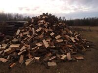 Cut and Split firewood for sale !!