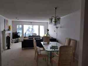 2 bedrooms for rent in a 4-BR home in Marpole area