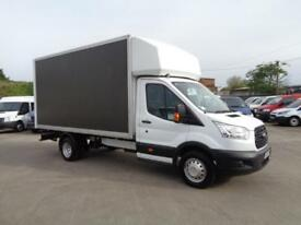 "FORD TRANSIT 2.2 TDCi | 350 | LUTON | LWB | 1 OWNER | FSH | 2014 ""64"" MODEL"