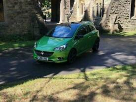 VAUXHALL CORSA 1.0T 115 ecoFLEX Start-Stop Limited Edition Green Manual Petrol,