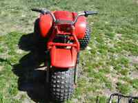 For sale one 1983 honda atc 185s