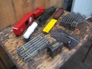 lionel  train set  and other  toys