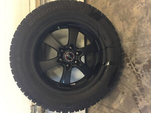 Winter Tire Package QX56 275/60R20