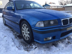 1997 BMW 328i Msport Coupe (2 door) (JAPAN IMPORTED) LHD