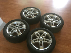 2012 KIA SOUL RIMS.......WILL FIT ALL KIAS AND HYUNDAI'S